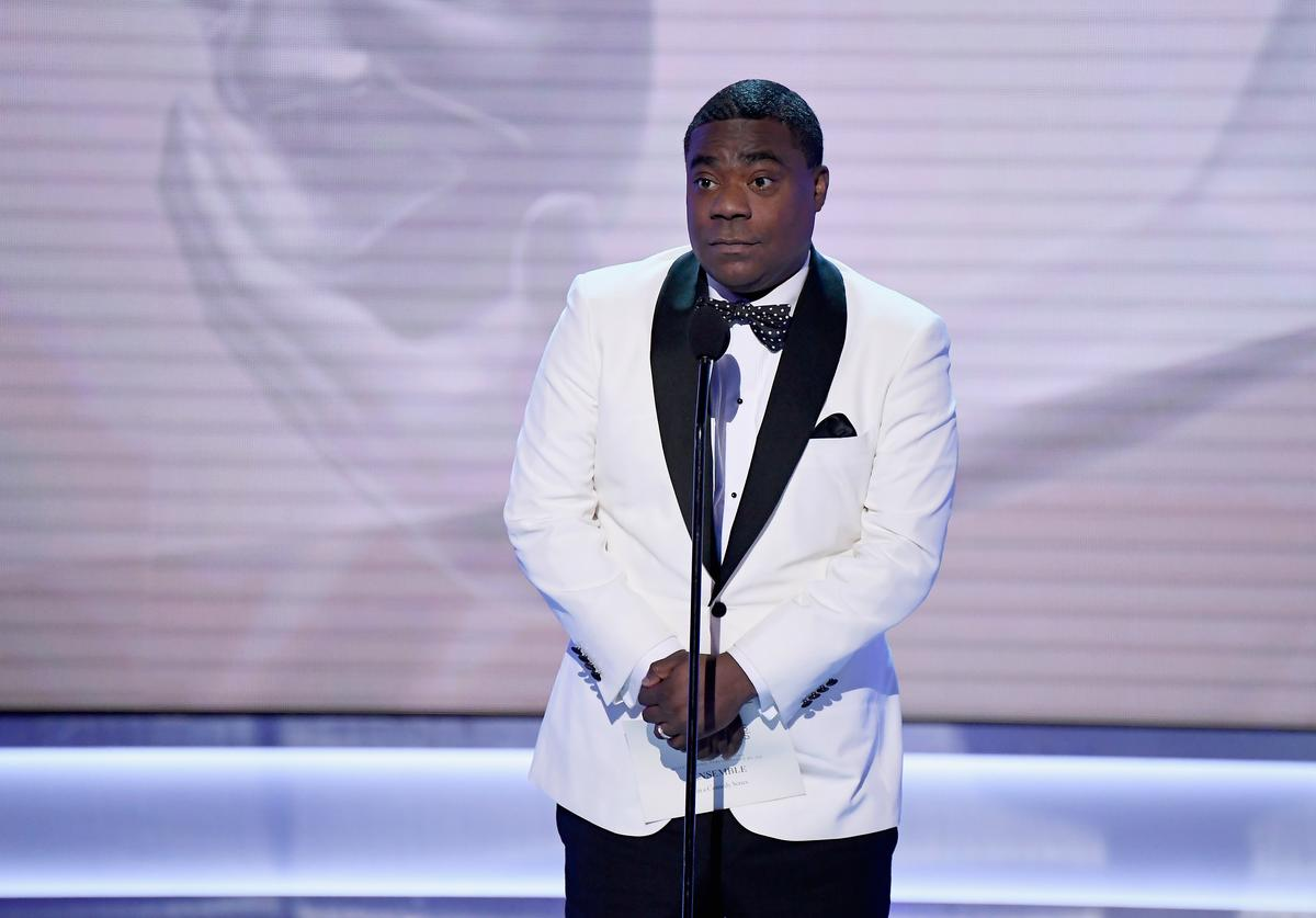 Tracy Morgan onstage during the 25th Annual Screen ActorsGuild Awards