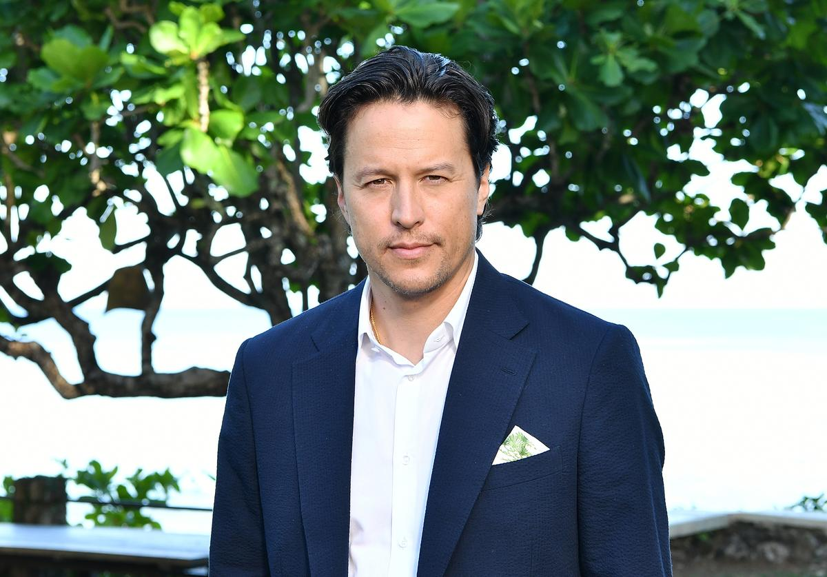 """Director Cary Joji Fukunaga attends the """"Bond 25"""" film launch at Ian Fleming's Home 'GoldenEye' on April 25, 2019 in Montego Bay, Jamaica"""