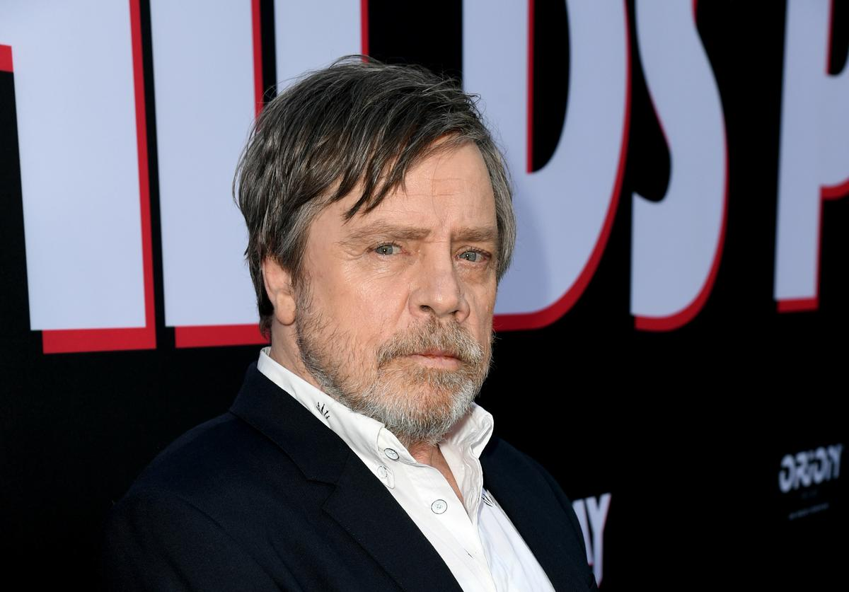 """Mark Hamill arrives at the premiere of Orion Pictures and United Artists Releasing"""" """"Child's Play"""" at ArcLight Hollywood on June 19, 2019 in Hollywood, California."""