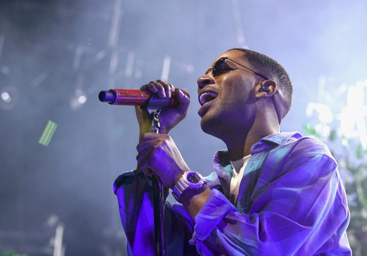 Recording artist Kid Cudi performs onstage at night one of the 2017 BET Experience STAPLES Center Concert, sponsored by Hulu, at Staples Center on June 22, 2017 in Los Angeles, California.