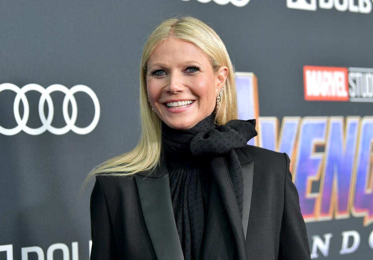"""Gwyneth Paltrow attends the world premiere of Walt Disney Studios Motion Pictures """"Avengers: Endgame"""" at the Los Angeles Convention Center on April 22, 2019 in Los Angeles, California."""
