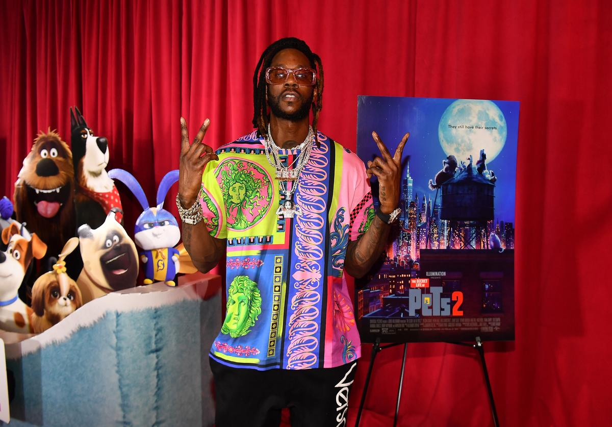 "Rapper 2 Chainz attends ""The Secret Life of Pets 2"" Special Screening hosted by 2 Chainz and Trappy S. Goyard"