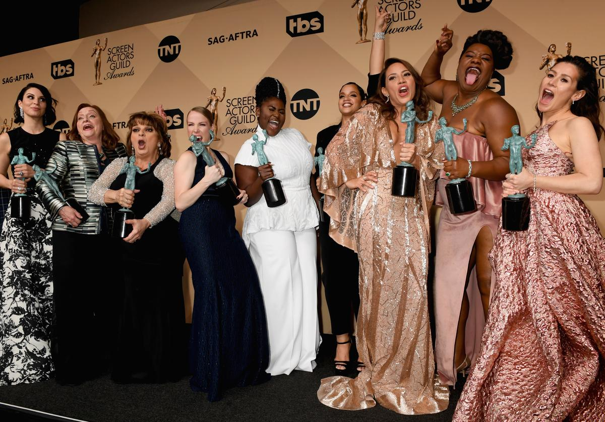 The cast of 'Orange is the New Black',