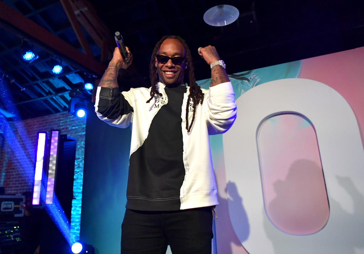 Ty Dolla $ign performs onstage during Samsung's Galaxy Day Los Angeles Celebration at Goya Studios on June 18, 2019 in Los Angeles, California.