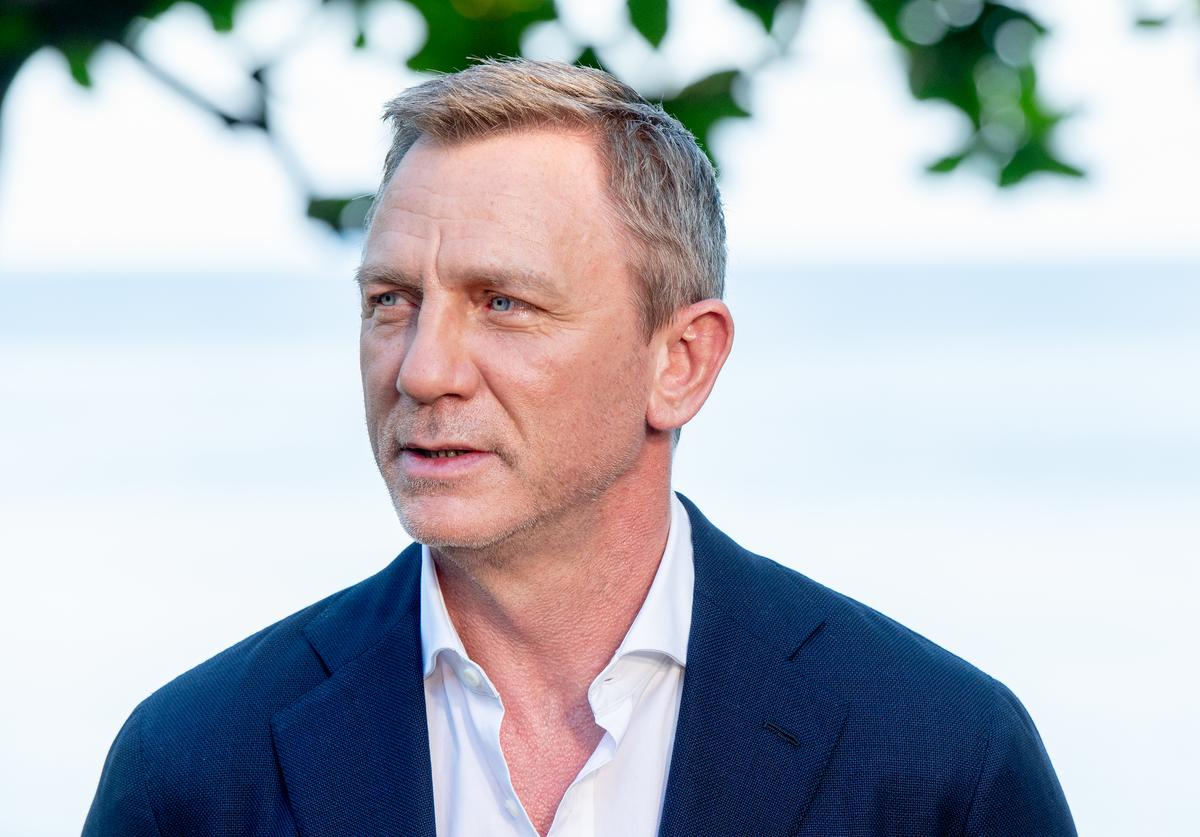 "Daniel Craig attends the ""Bond 25"" Film Launch at Ian Fleming's Home ""GoldenEye"", on April 25, 2019 in Montego Bay, Jamaica"