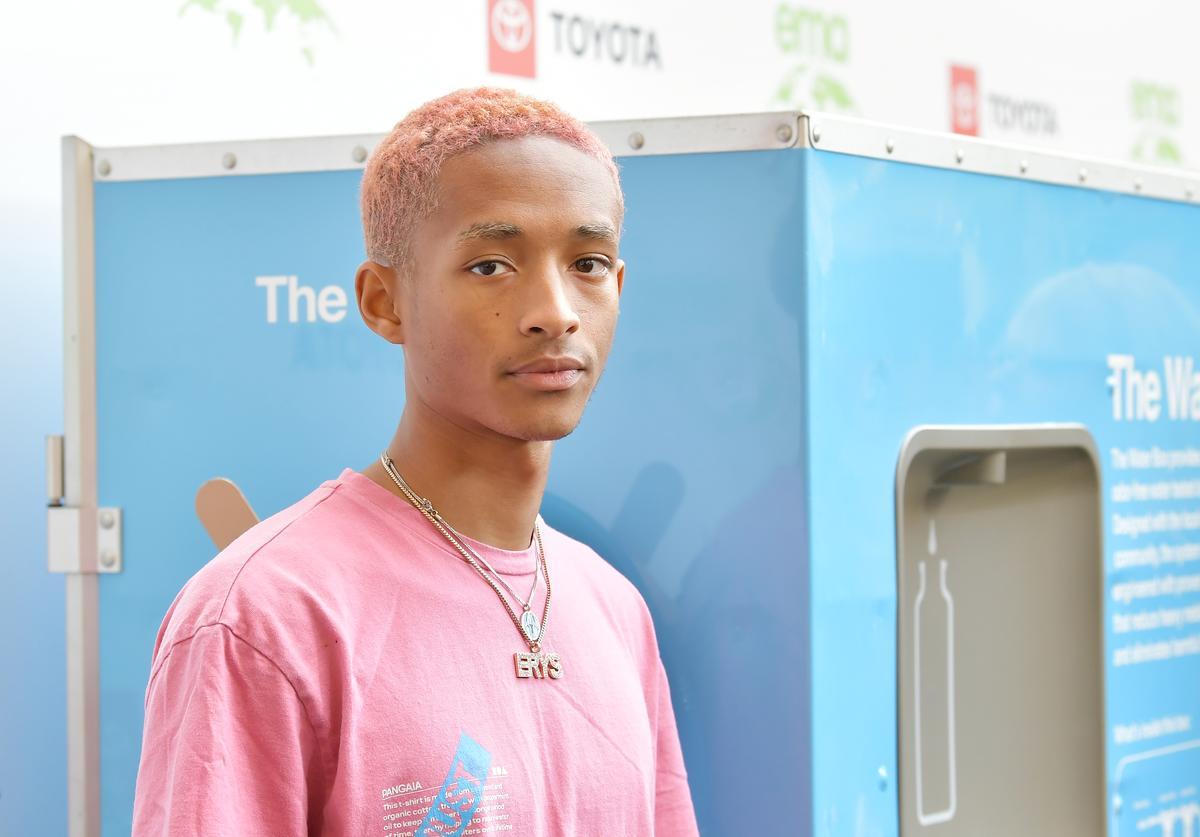 Jaden Smith attends the 29th Annual Environmental Media Awards at Montage Beverly Hills on May 30, 2019 in Beverly Hills, California