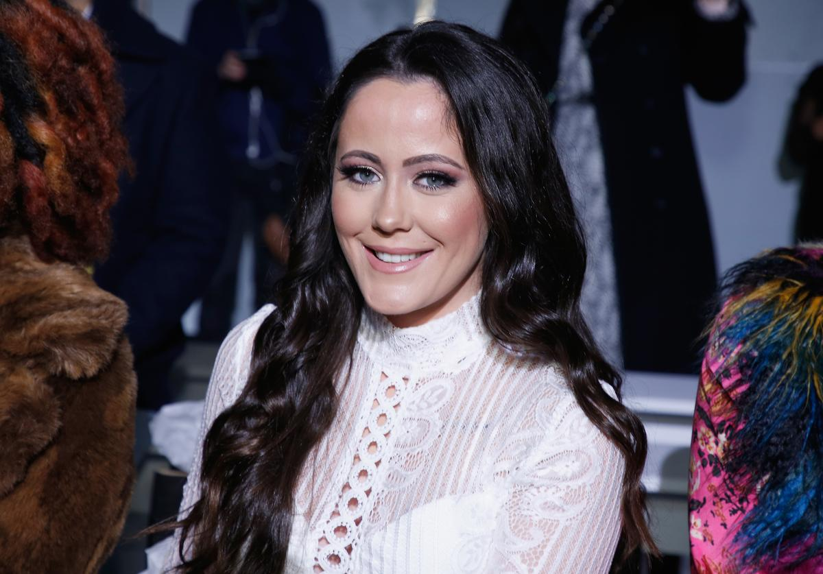 Jenelle Evans attends the Indonesian Diversity FW19 Collections: 2Madison Avenue, Alleira Batik, Dian Pelangi and Itang Yunas front row during New York Fashion Week: The Shows at Industria Studios on February 7, 2019 in New York City