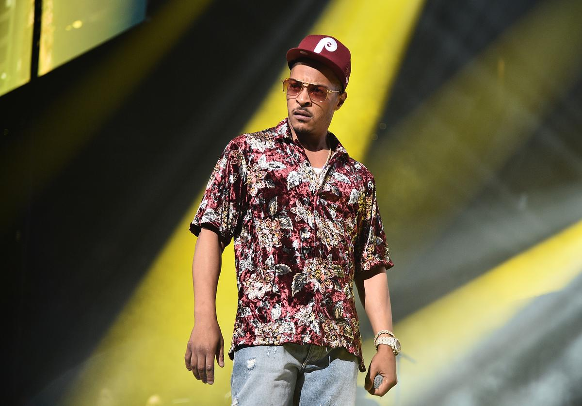 T.I. performs at Masters Of Ceremony 2019 at Barclays Center on June 28, 2019