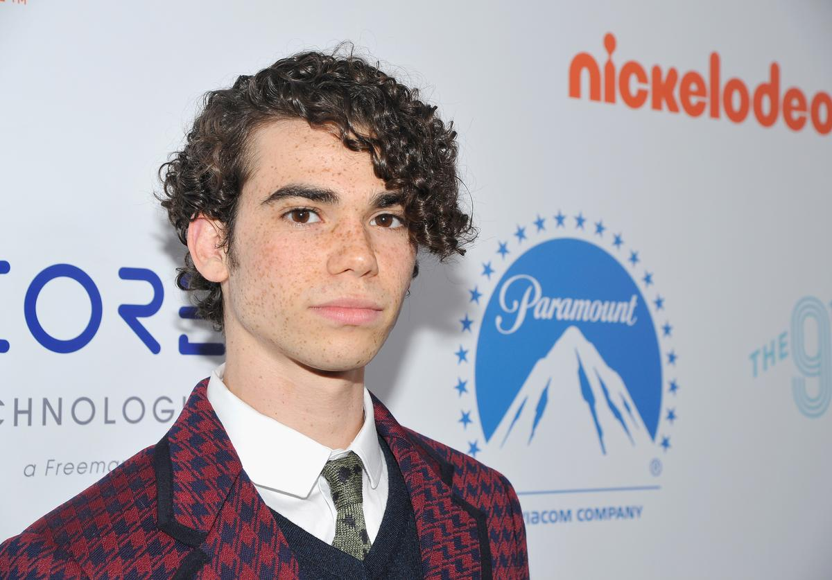 Cameron Boyce attends The Thirst Project's 9th Annual Thirst Gala at The Beverly Hills Hotel on April 21, 2018 in Beverly Hills, California