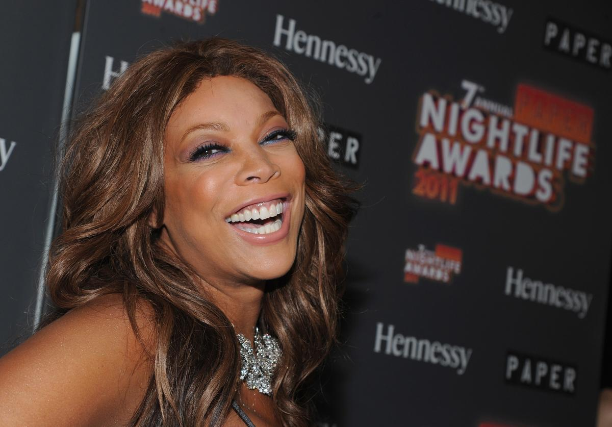 Wendy Williams attends the Paper Magazine 2011 Nightlife awards at Hiro Ballroom at The Maritime Hotel on September 27, 2011 in New York City
