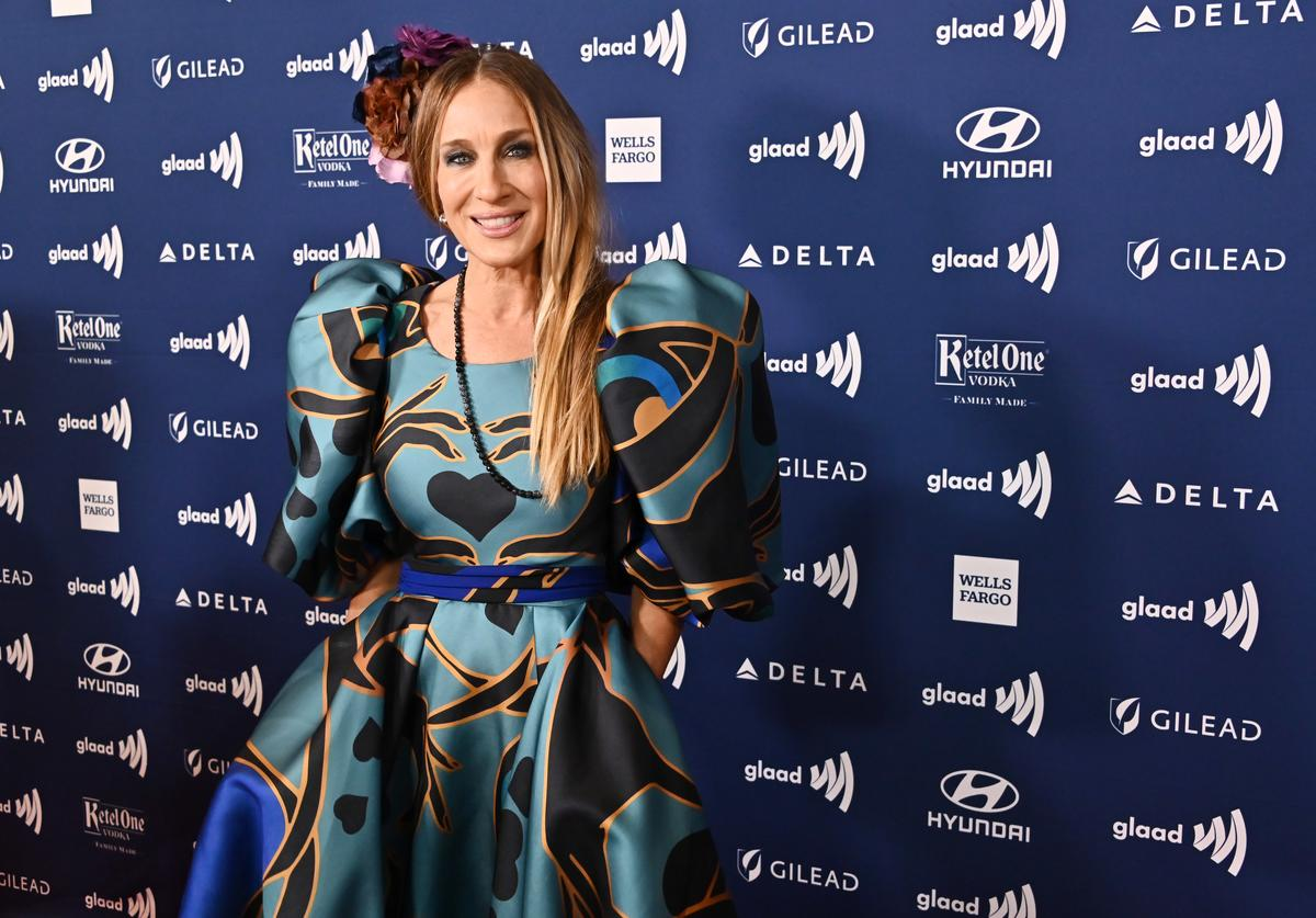 Sarah Jessica Parker attends the 30th Annual GLAAD Media Awards in partnership with Ketel One Family-Made