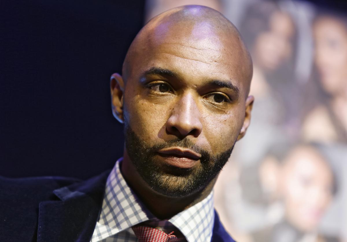 """Cast member Joe Budden appears at the VH1 """"Love & Hip Hop"""" Season 4 Premiere at Stage 48"""