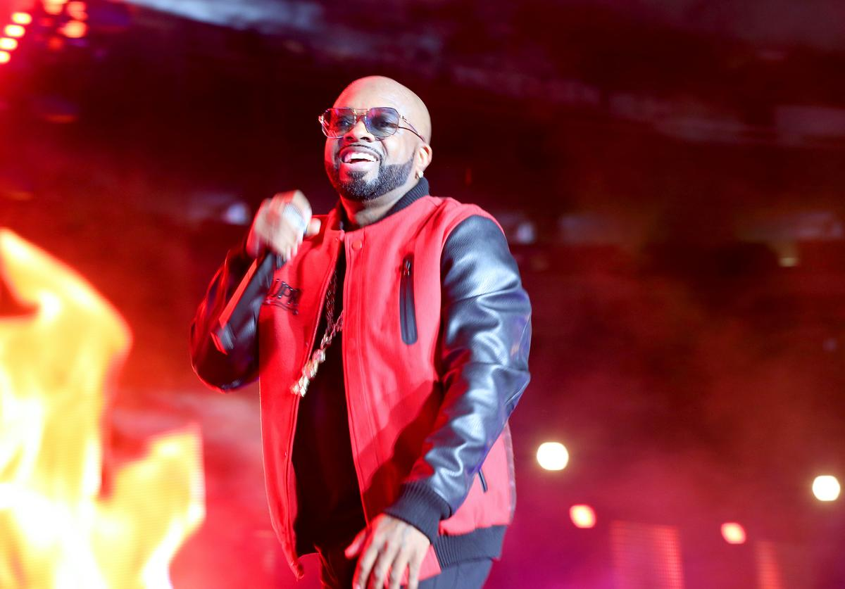 Jermaine Dupri performs onstage during the 2019 ESSENCE Festival Presented By Coca-Cola at Louisiana Superdome on July 07, 2019 in New Orleans, Louisiana.