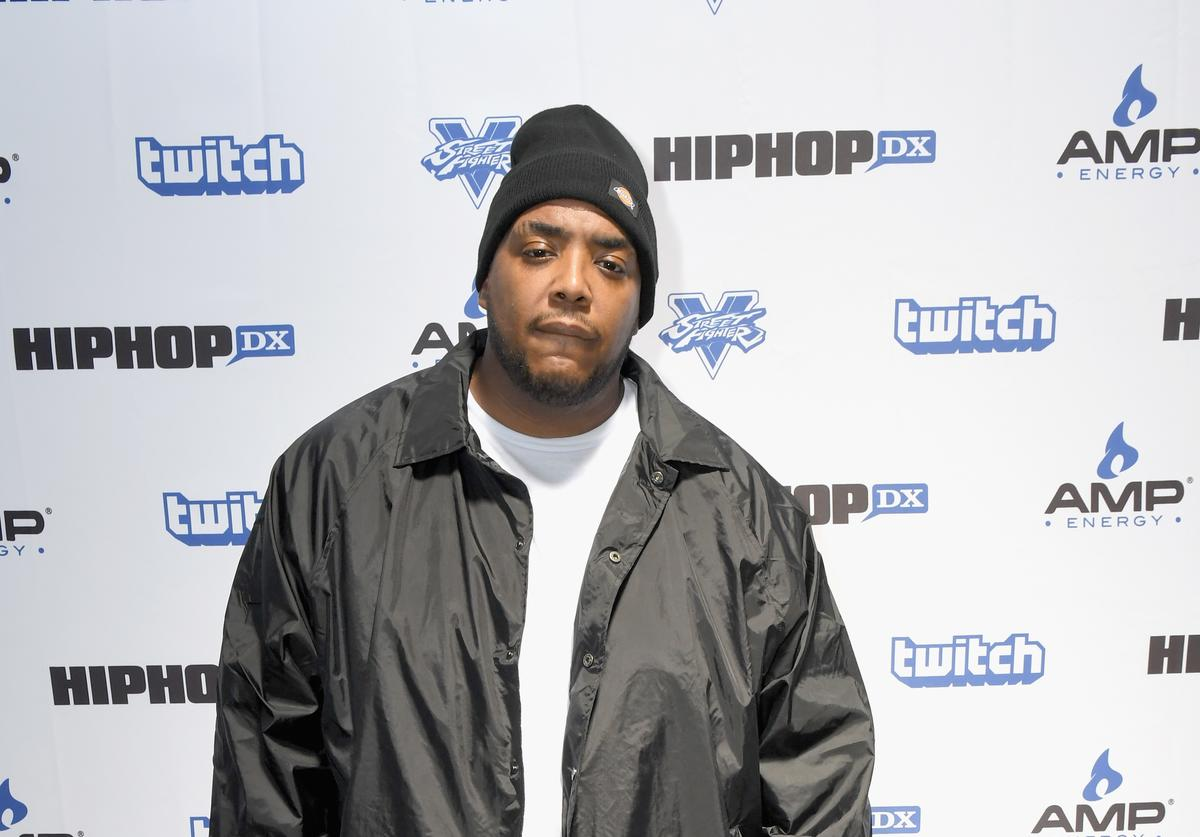 Glasses Malone attends Next Level Presented By AMP Energy, A Hip Hop Gaming Tournament at Rostrum Records on June 23, 2016 in Los Angeles, California