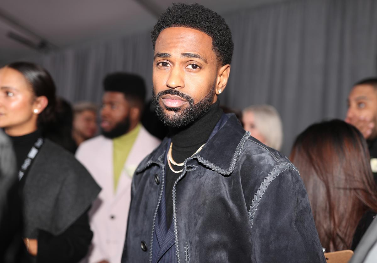 Big Sean qattends the 60th Annual GRAMMY Awards at Madison Square Garden on January 28, 2018 in New York City