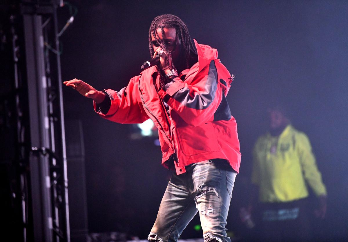 Chief Keef performs onstage at The Novo by Microsoft on May 22, 2019 in Los Angeles, California