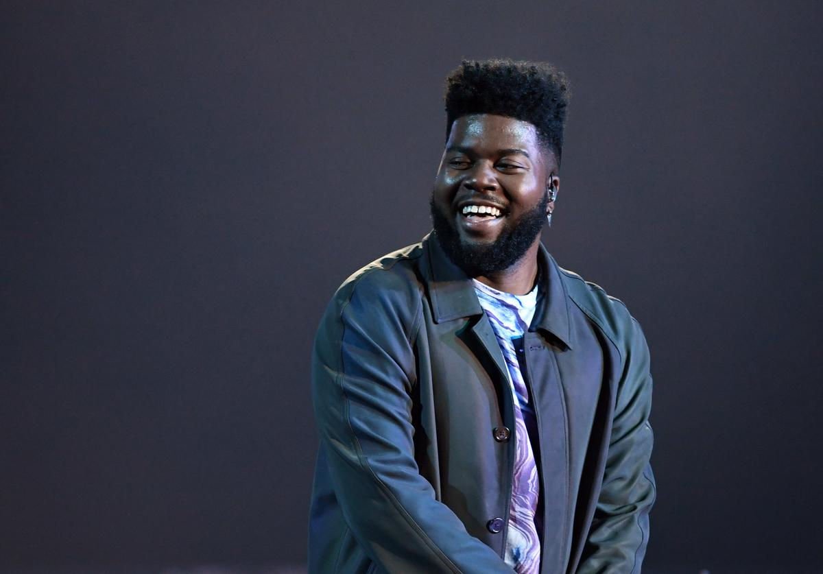 Khalid performs during the 2019 Billboard Music Awards at MGM Grand Garden Arena on May 1, 2019 in Las Vegas, Nevada