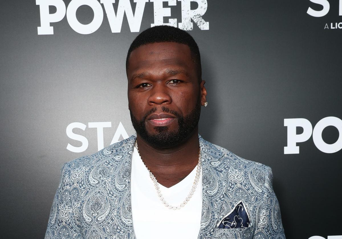 "Curtis ""50 Cent"" Jackson attends STARZ ""Power"" Season 4 L.A. Screening And Party at The London West Hollywood on June 23, 2017 in West Hollywood, California"