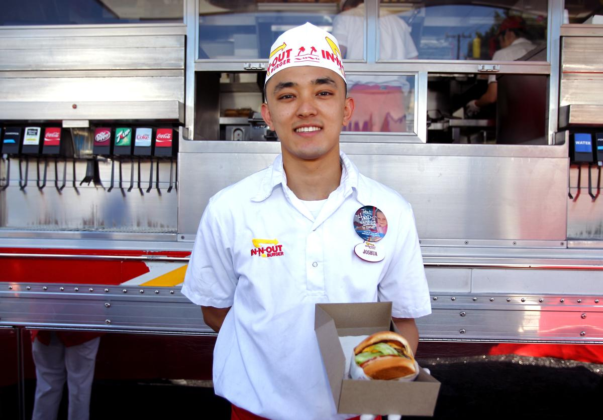 In-N-Out Burger Employee
