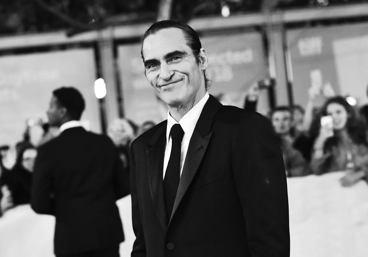 """Joaquin Phoenix attends the 2018 Toronto International Film Festival - """"The Sisters Brothers"""" premiere at Princess of Wales Theatre on September 8, 2018 in Toronto, Canada."""