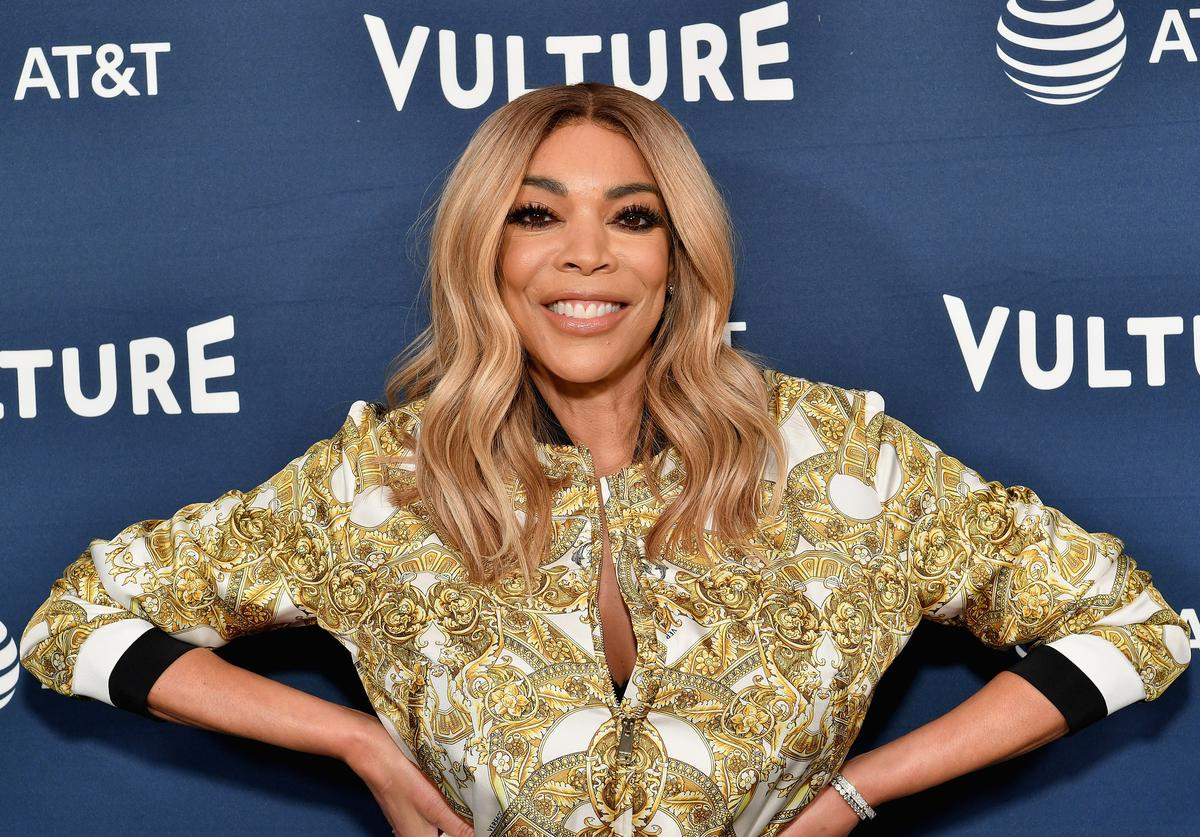 Television host Wendy Williams attends the Vulture Festival Presented By AT&T - Milk Studios, Day 1 at Milk Studios on May 19, 2018 in New York City.
