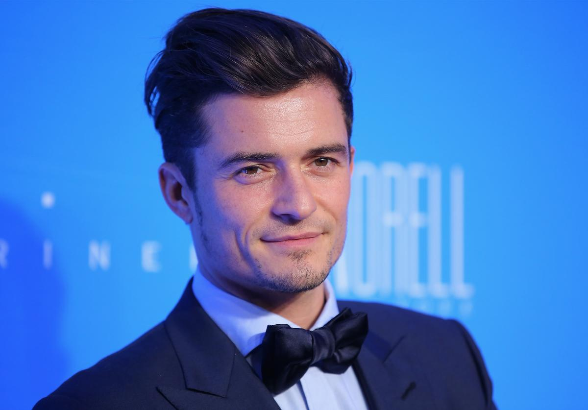 : UNICEF Goodwill Ambassador Honoree: Audrey Hepburn Humanitarian Award Orlando Bloom attends the 11th Annual UNICEF Snowflake Ball Honoring Orlando Bloom, Mindy Grossman And Edward G. Lloyd at Cipriani, Wall Street on December 1, 2015 in New York City.