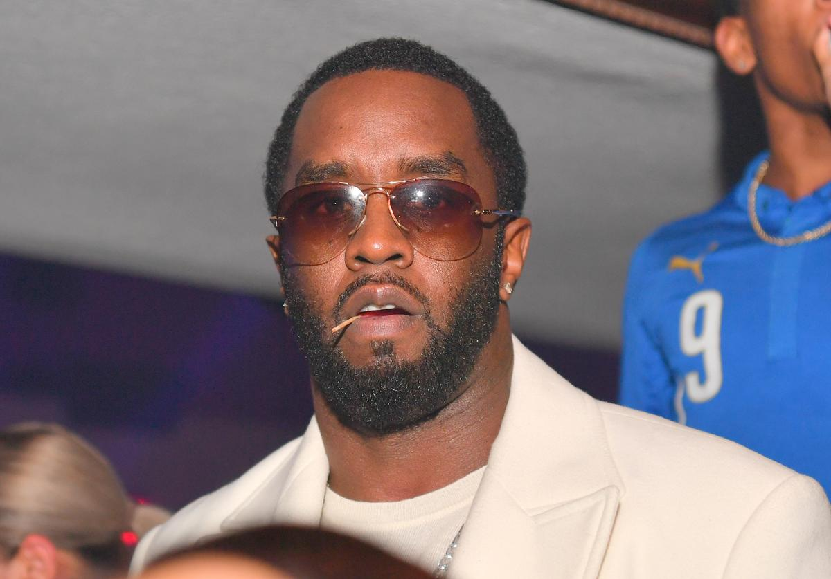 "Sean ""Diddy"" Combs attends The Official Big Game Take over Hosted by Diddy+Jeezy+Future at Compound on February 2, 2019 in Atlanta, Georgia."