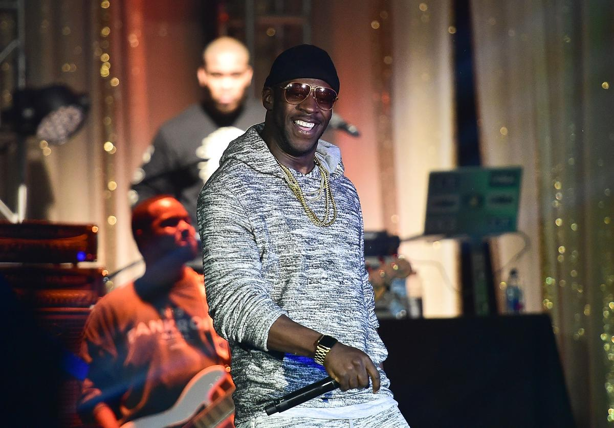 Young Dro performs onstage at TIDAL X: TIP at Greenbriar Mall on February 22, 2016 in Atlanta, Georgia.