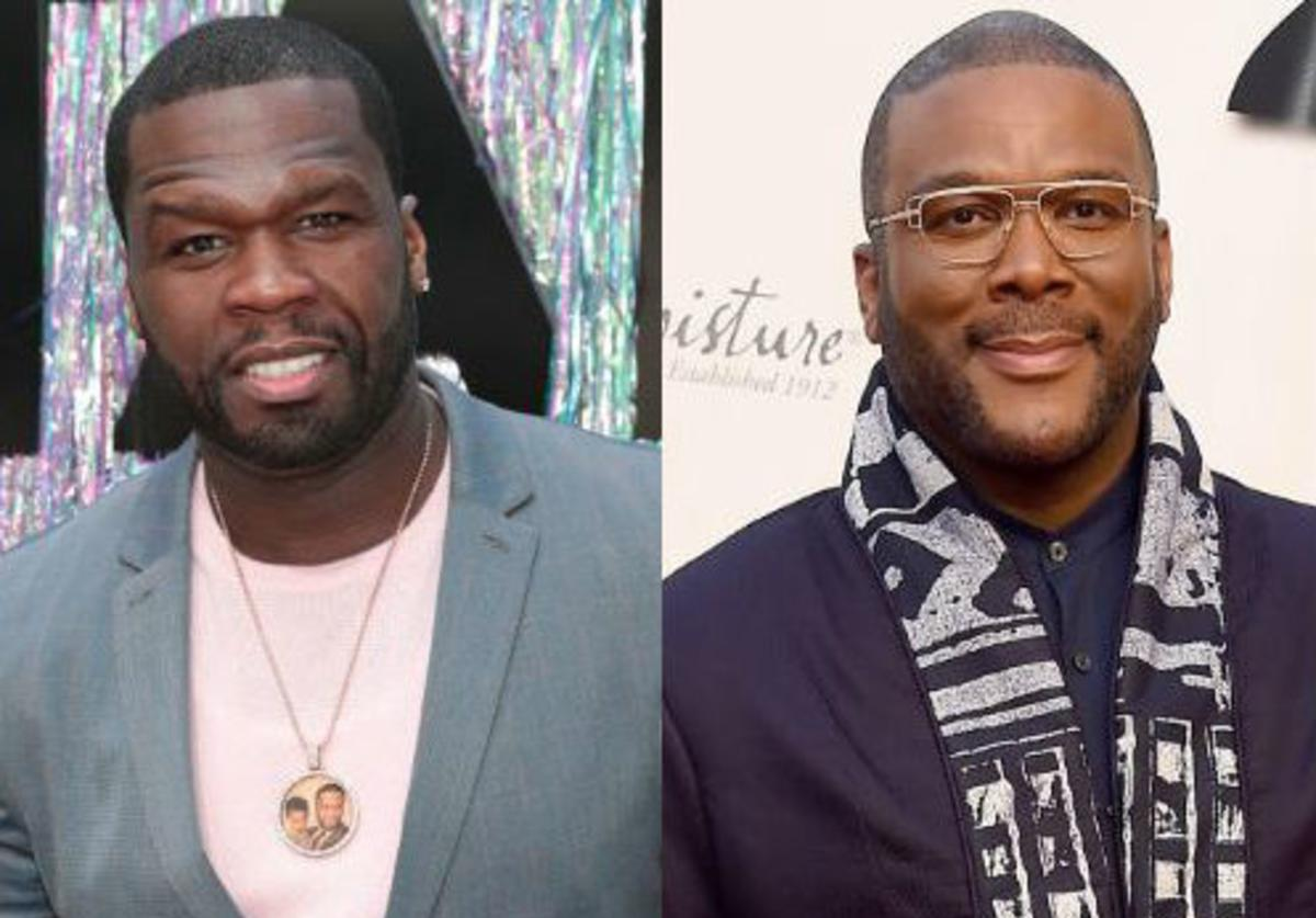 50 Cent, Tyler Perry