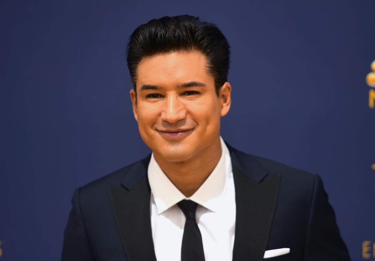 Mario Lopez attends the 70th Emmy Awards at Microsoft Theater on September 17, 2018 in Los Angeles, California