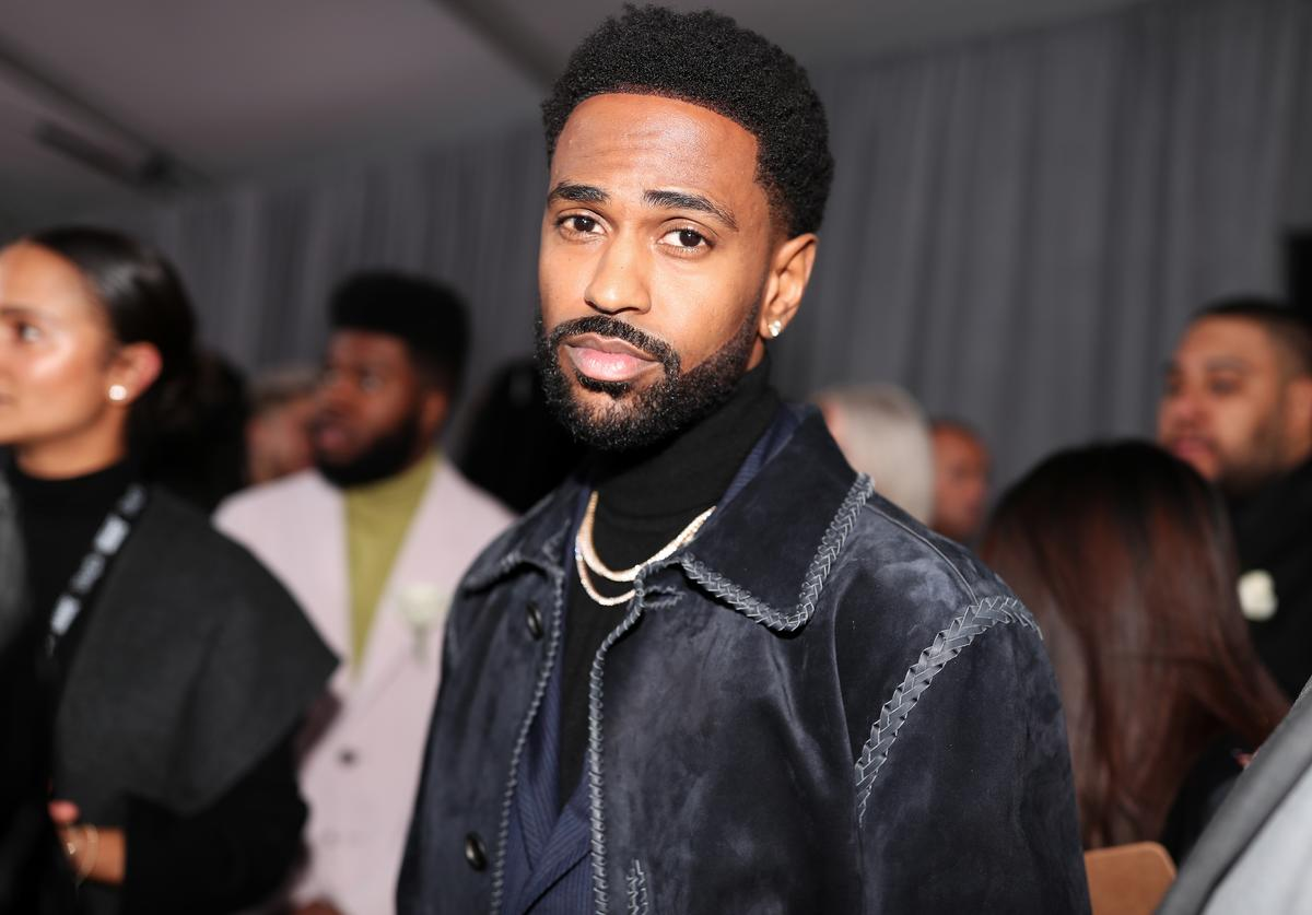 Big Sean attends the 60th Annual GRAMMY Awards at Madison Square Garden on January 28, 2018 in New York City