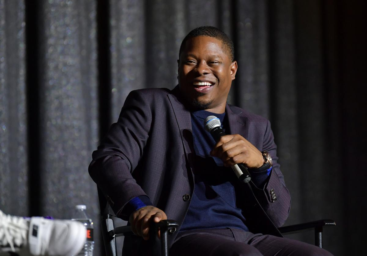 "Jason Mitchell attends Showtime's ""The Chi"" For Your Consideration event at Silver Screen Theater"