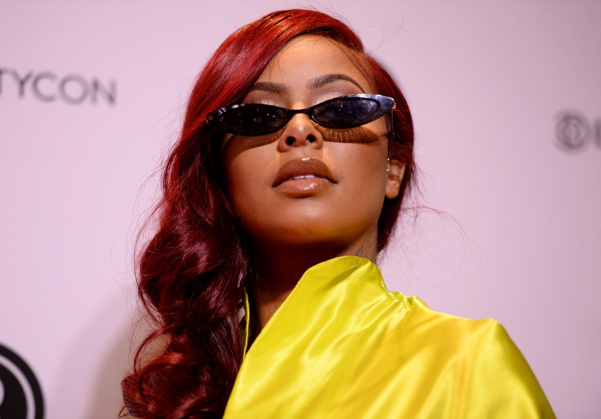 Alexis Skyy attends Beautycon Festival New York 2019 at Jacob Javits Center on April 07, 2019 in New York City