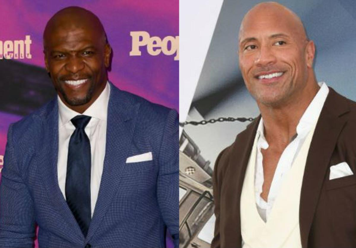 Terry Crews, Dwayne Johnson