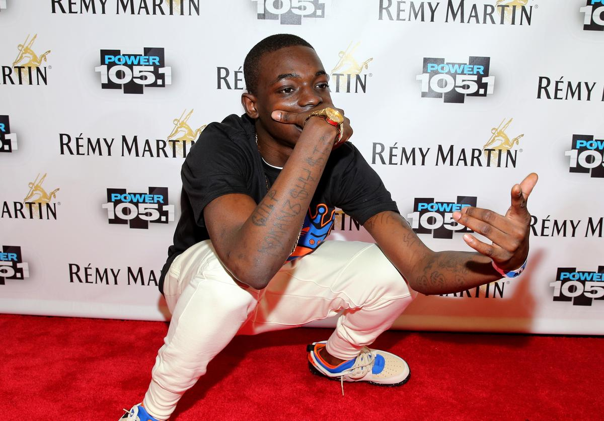 Bobby Shmurda attends Power 105.1's Powerhouse 2014 at Barclays Center of Brooklyn on October 30, 2014 in New York City