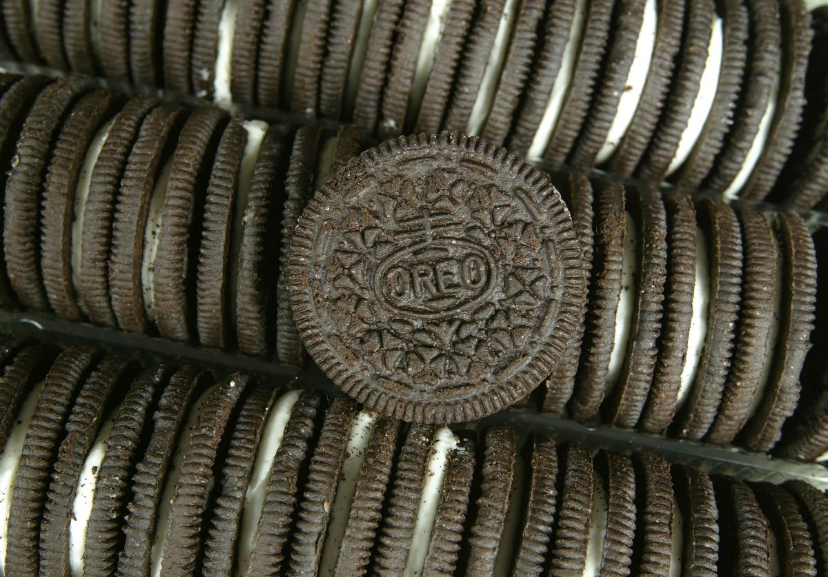 Oreo Cookies are seen May 13, 2003 in San Francisco