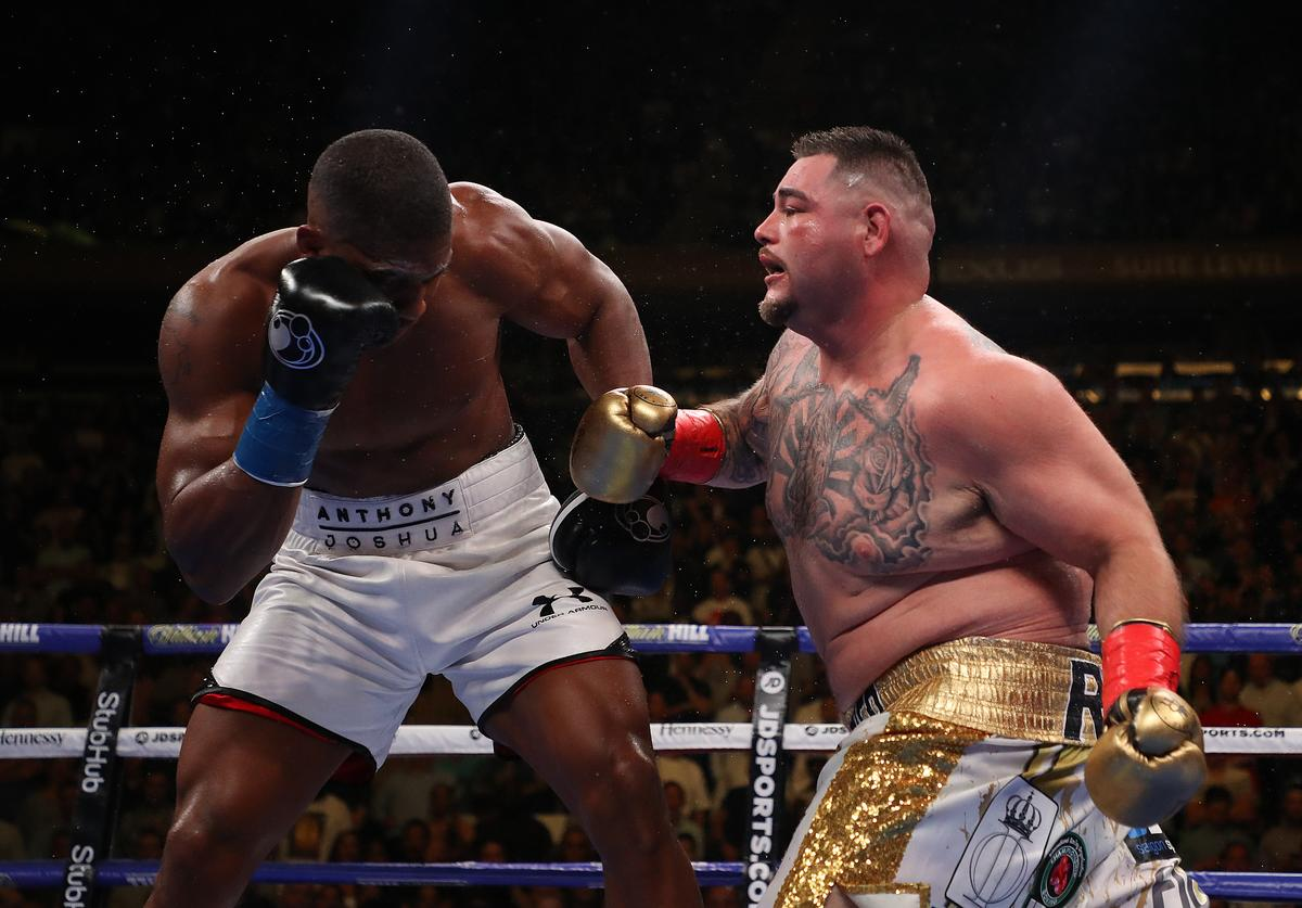 Anthony Joshua & Andy Ruiz Jr