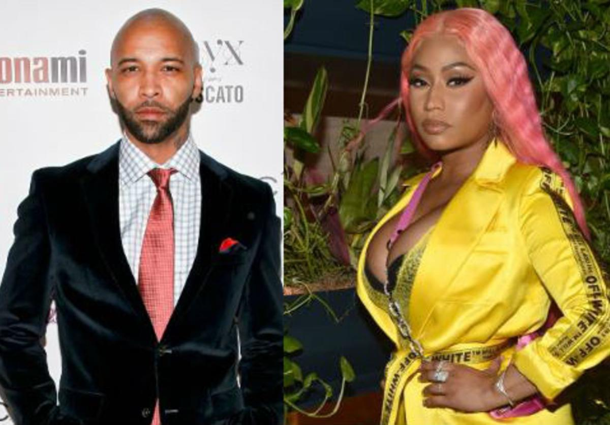 Joe Budden, Nicki Minaj