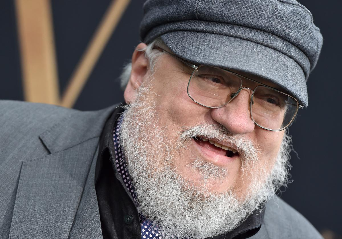 "George R. R. Martin attends LA Special Screening of Fox Searchlight Pictures' ""Tolkien"" at Regency Village"