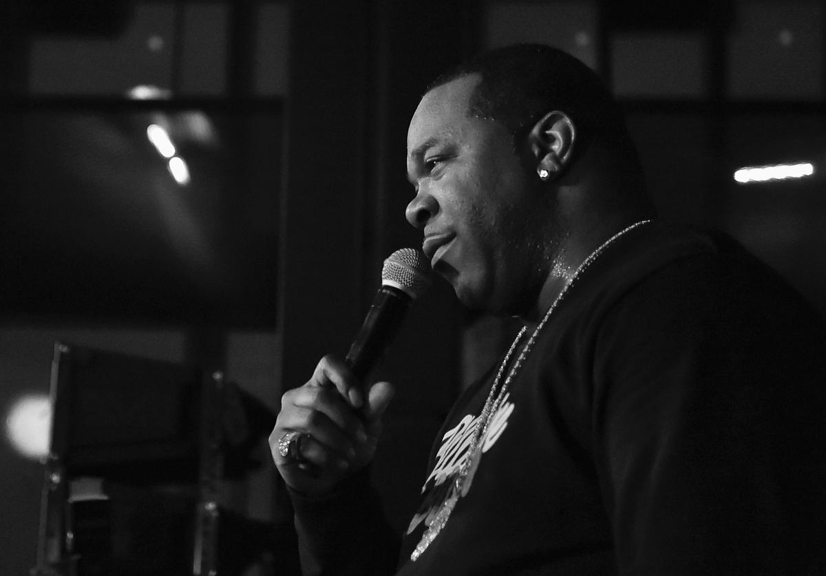 Busta Rhymes performs during TBS' The Last O.G. Premiere