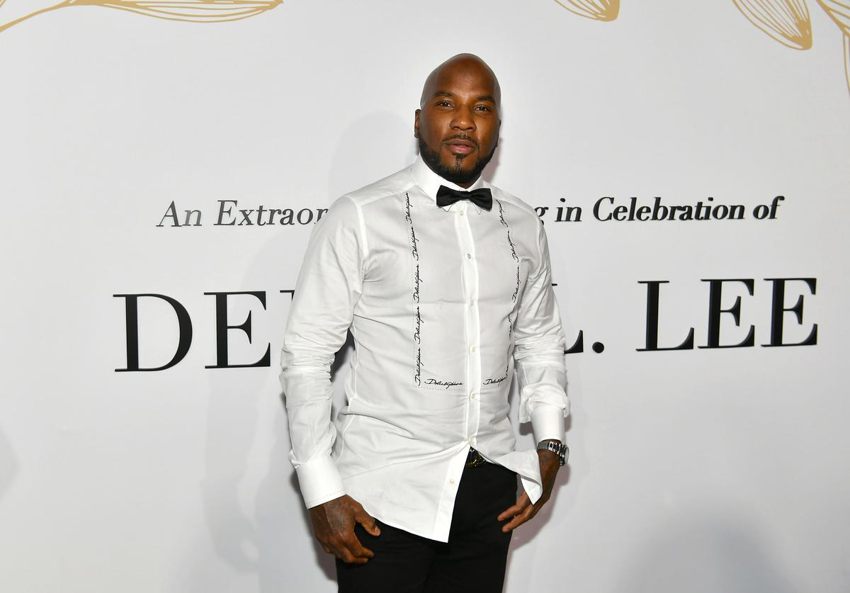 Jeezy attends the Debra Lee Pre-BET Awards Dinner at Vibiana on June 20, 2018 in Los Angeles, California