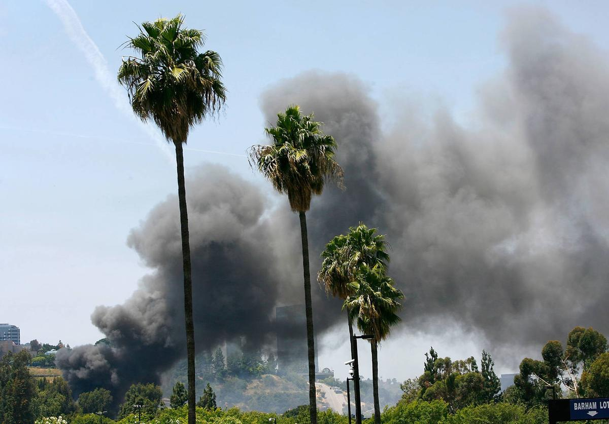 2008 fire at UMG