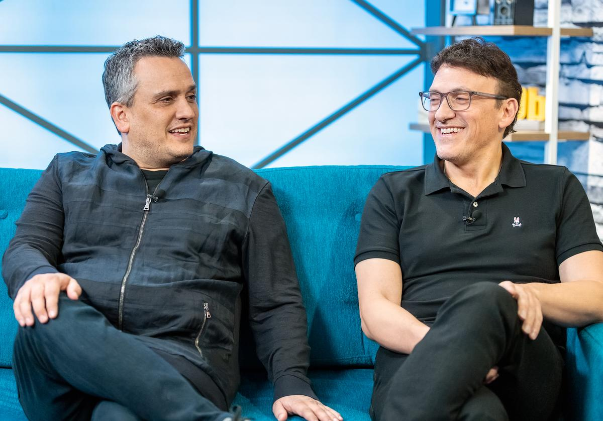 Russo brothers at IMDb show.