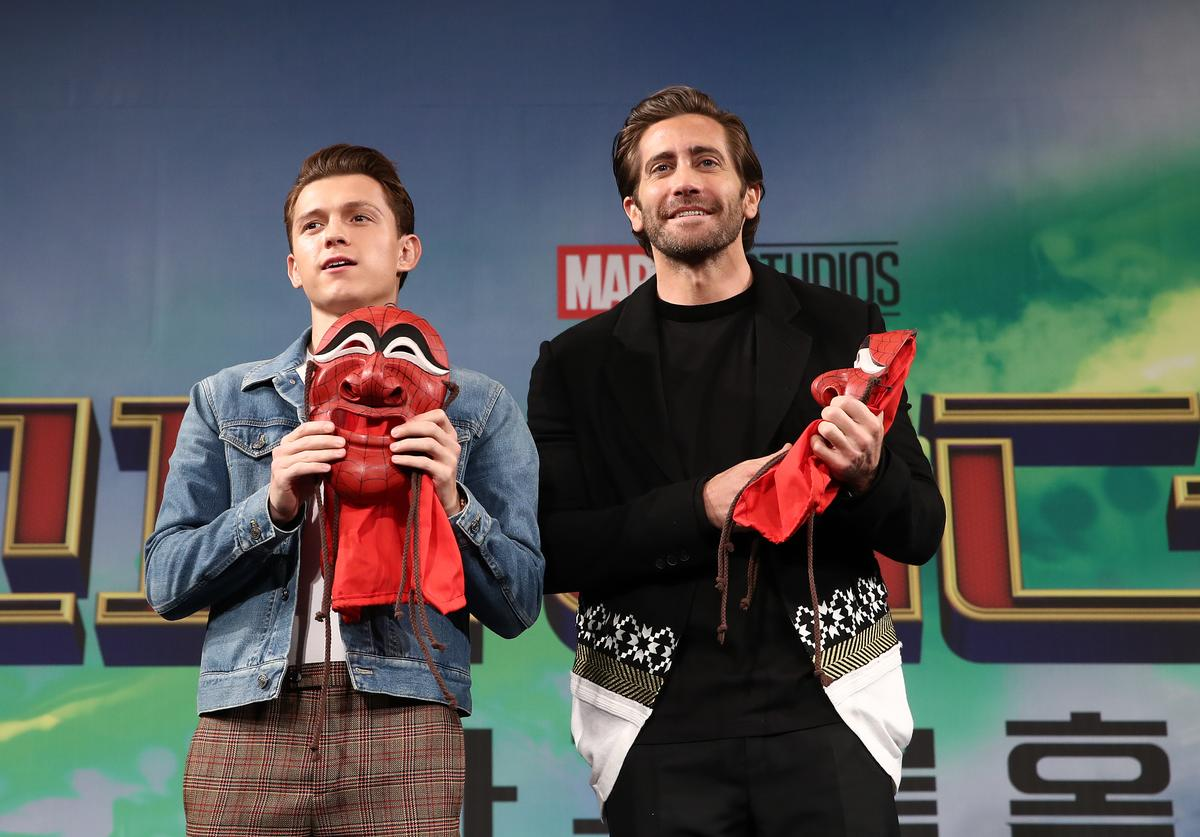 Spiderman: Far From Home South Korea Premiere