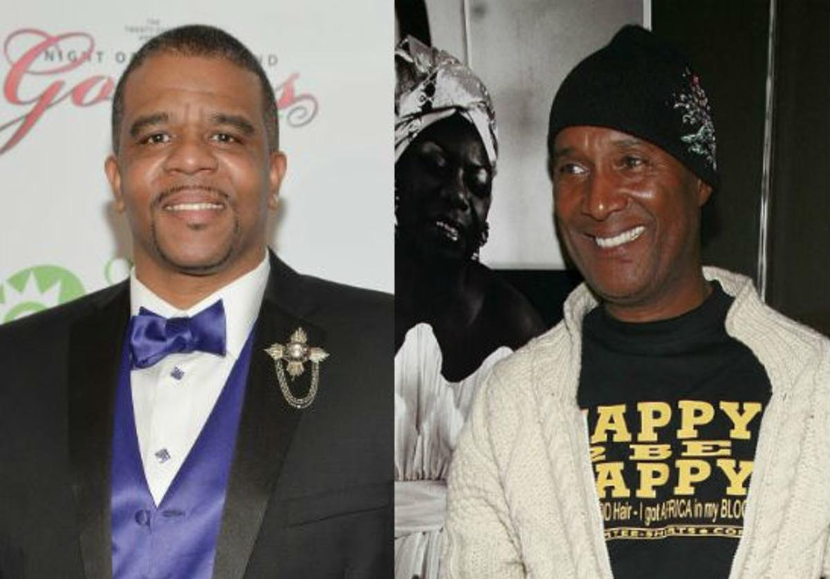 Richard Pryor Jr., Paul Mooney