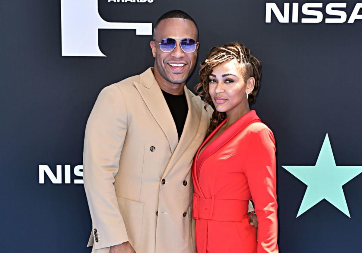 DeVon Franklin, Megan Good