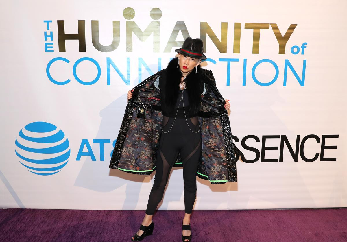 Sophia Chang at Humanity of Connection event.