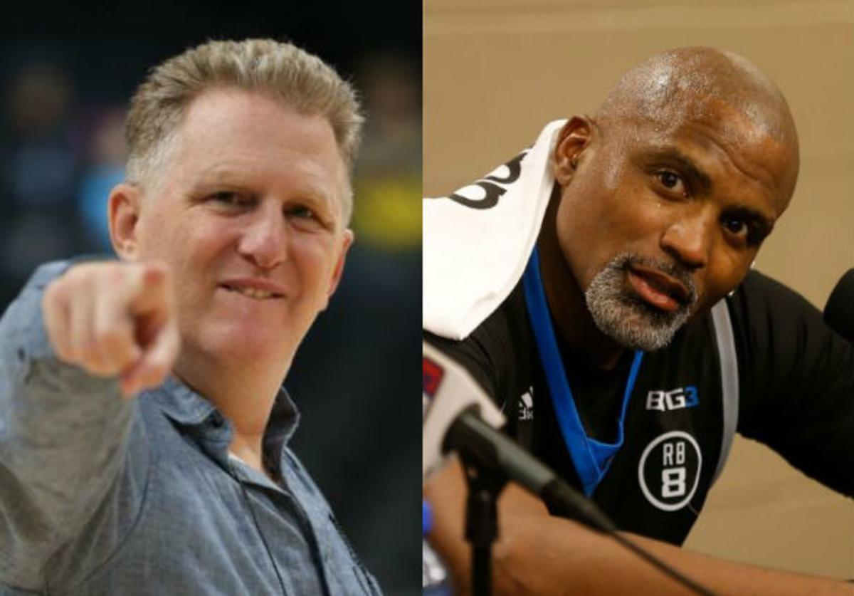 Michael Rapaport, Cuttino Mobley