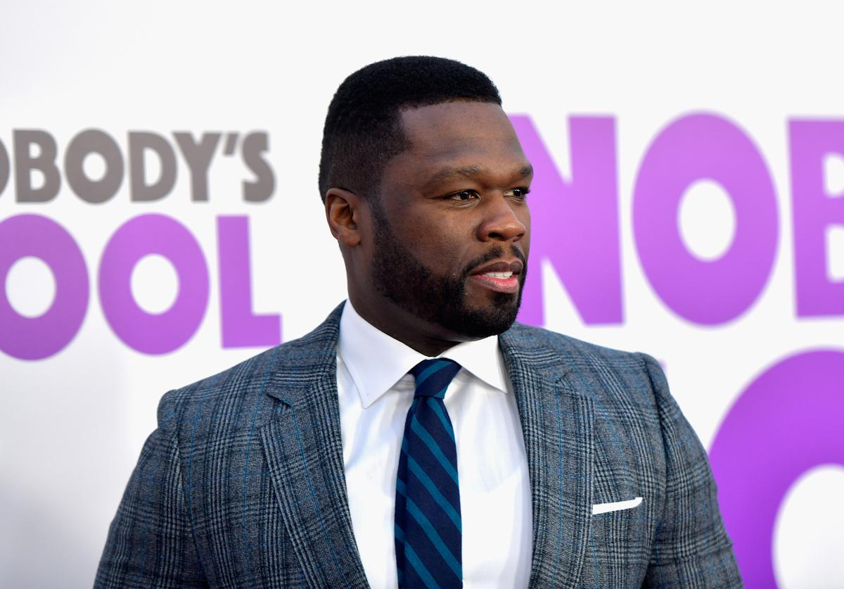"Curtis ""50 Cent"" Jackson attends the world premiere of 'Nobody's Fool' at AMC Lincoln Square Theater on October 28, 2018 in New York, New York"
