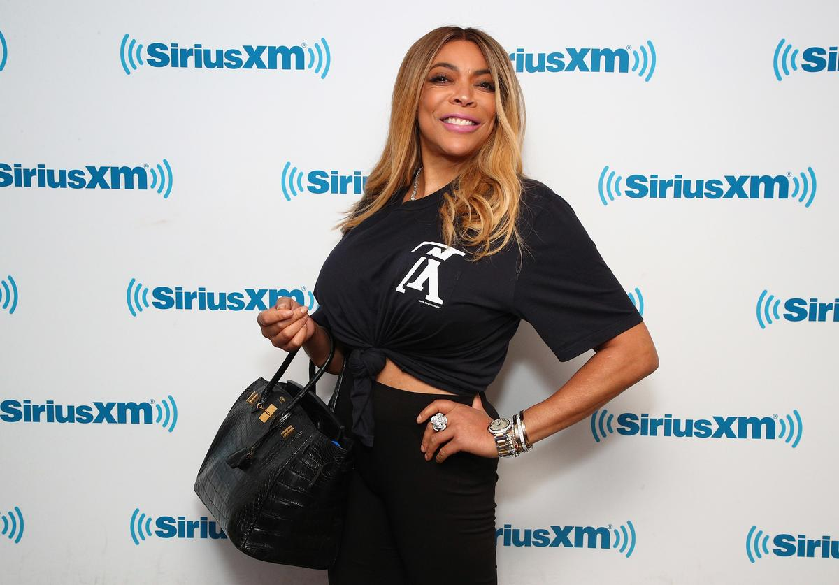 Wendy Williams attends SiriusXM Town Hall with Wendy Williams hosted by SiriusXM host Karen Hunte
